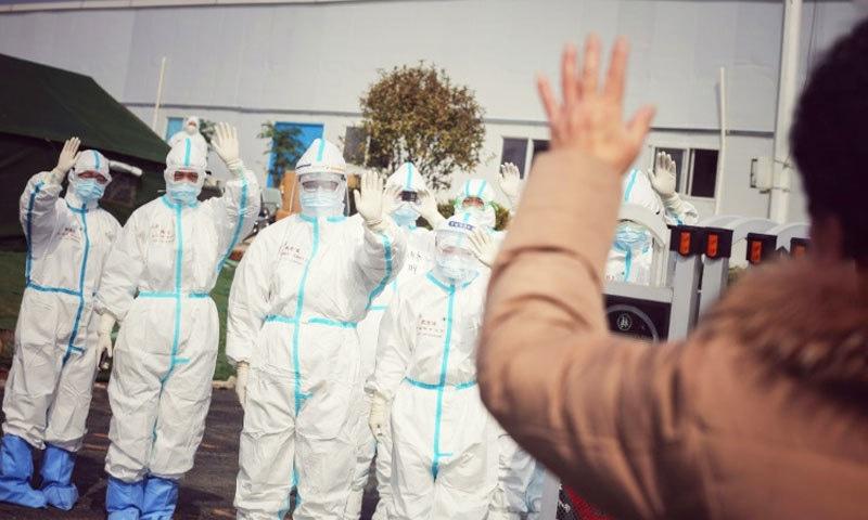 ماضی میں بھی بیماریوں کو عالمی وبا قرار دیا جا چکا ہے—فوٹو: اے ایف پی