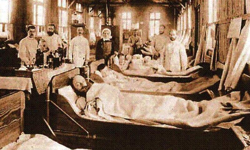ہیضے کی وبا سے ایک لاکھ 30 ہزار تک افراد ہلاک ہوئے تھے—فوٹو: این ٹی وی