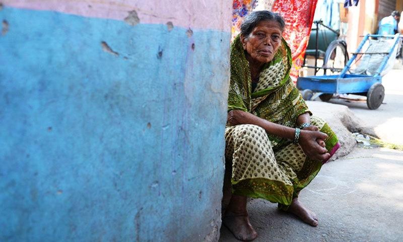 اب جذام کی بیماری دنیا میں انتہائی کم رہ گئی ہے—فوٹو: اے ایف پی