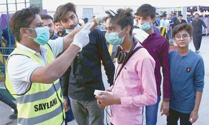 PM Imran calls NSC to discuss anti-virus strategy