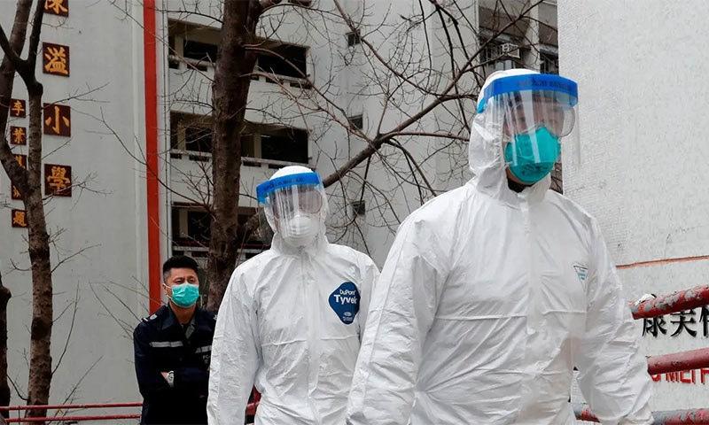 کورونا وائرس سے صحت یاب کچھ افراد میں پھیپھڑوں کی کمزوری کا انکشاف