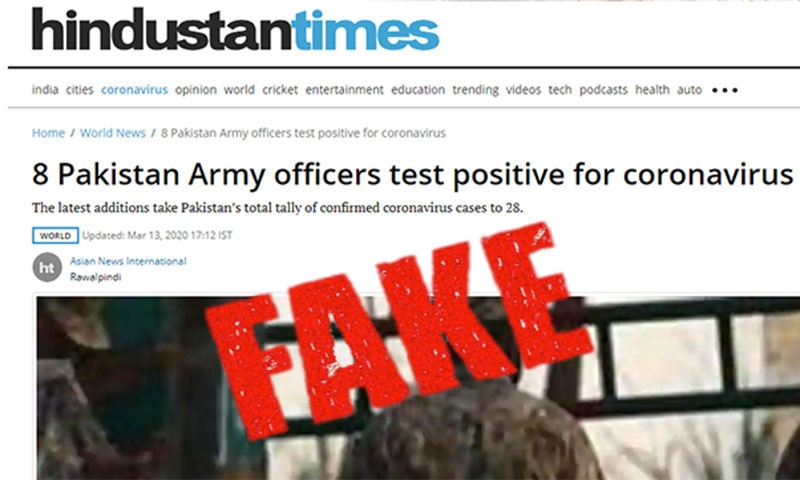 Fact check: Indian news outlets duped by fake Twitter account of ...