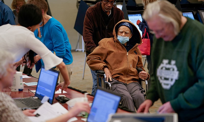 کورونا وائرس: امریکی ریاست میں ایک لاکھ سے زائد کیسز کا خدشہ