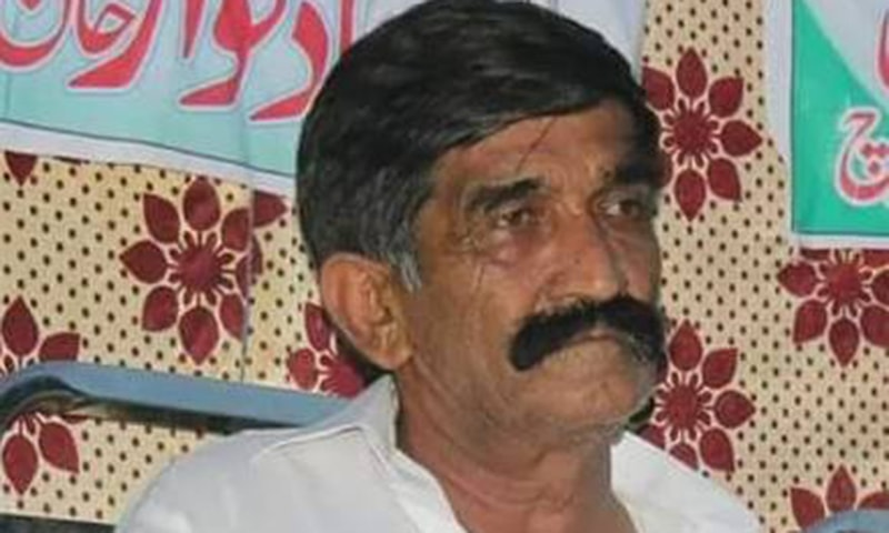 A formal forward bloc in the opposition PML-N in the Punjab Assembly is in the offing if claims by its MPA Azhar Abbas Chandia are to be believed. — Photo courtesy Azhar Abbas Chandia Facebook