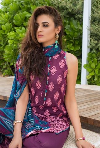 Hira Mani for Zainab Chottani
