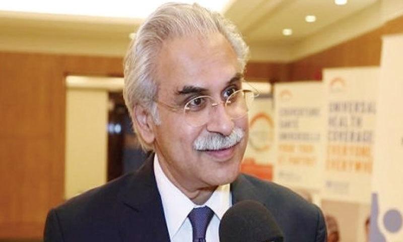 سارک ممالک کی کووڈ-19 پر ویڈیو کانفرنس، ظفر مرزا کا خطاب