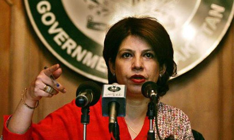 Former FO spokesperson Tasneem Aslam says the policy did not benefit the country. — AFP/File