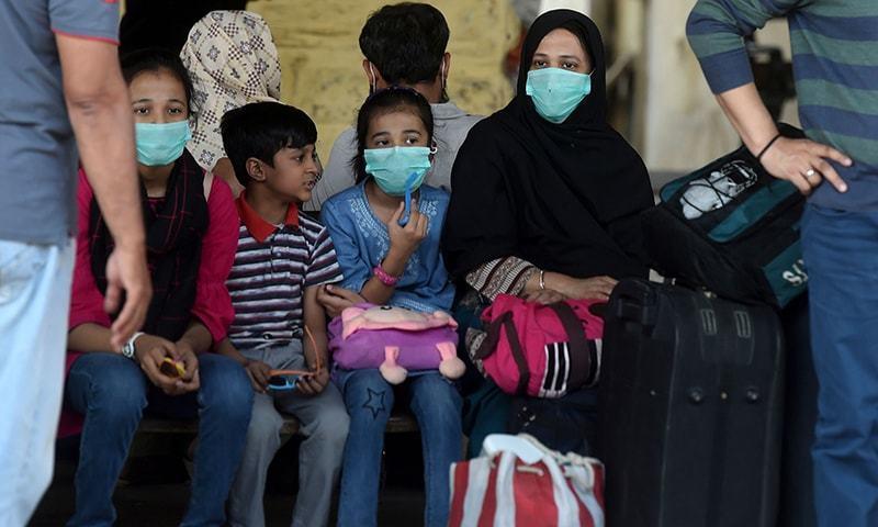 سندھ میں کورونا وائرس کے 47 نئے کیسز، ملک میں متاثرین کی تعداد 184 ہوگئی