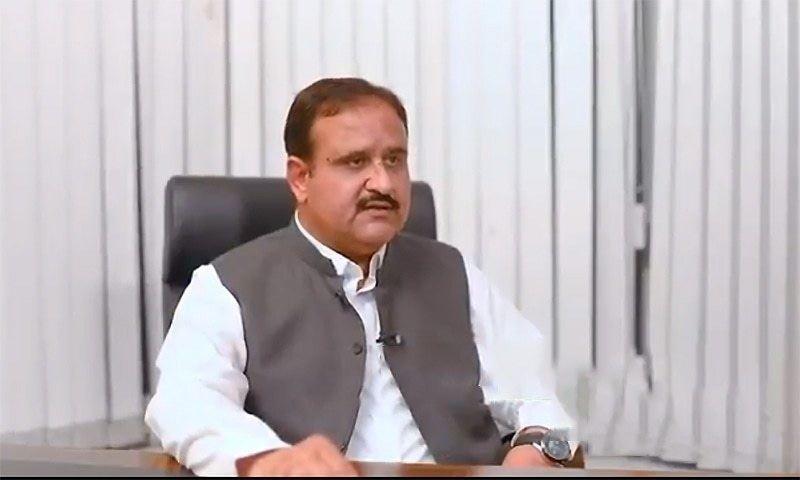 Punjab CHief Minister Usman Buzdar said 41 high-dependency units having 541 beds capacity have been established in the district headquarters (DHQ) hospitals in the province for coronavirus patients. — DawnNewsTV/File