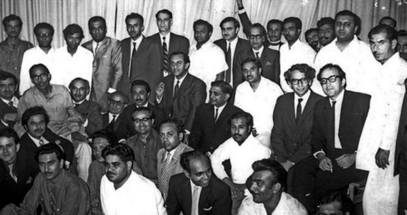 پاکستان پیپلز پارٹی کا تاسیسی اجلاس