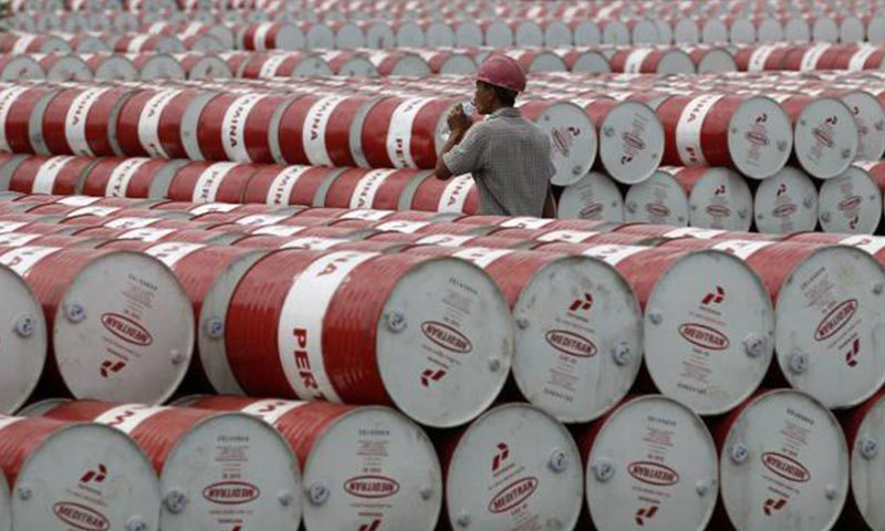 Oil crash piles pressure on virus-hit Saudi economy