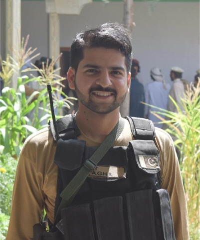 Muqadas Ali Khan