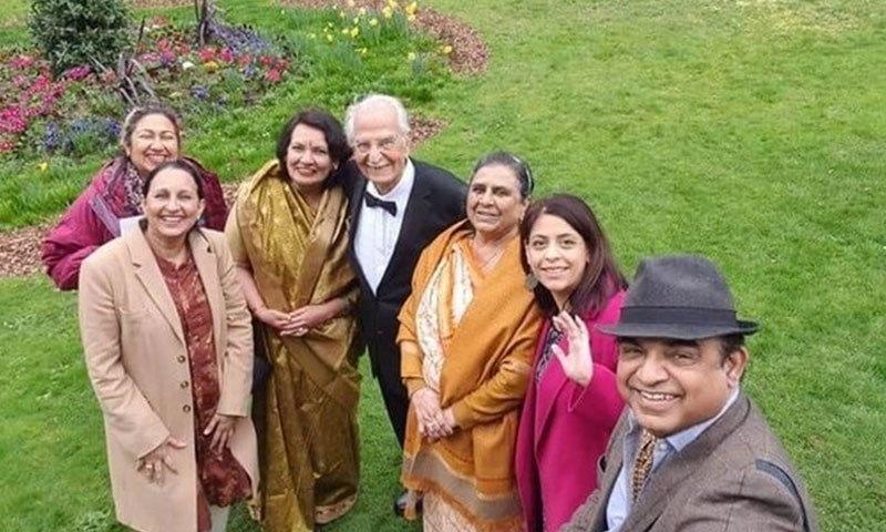 ان کی شادی میں تقریب میں کل 6 افراد نے شرکت کی ، فوٹو: فیس بک