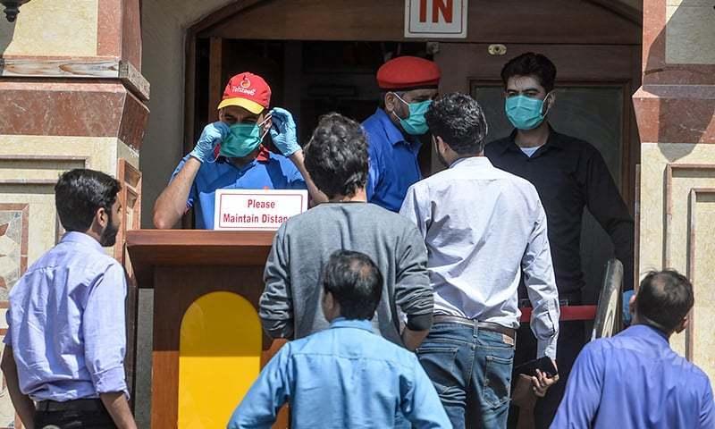 کورونا وائرس: چاروں صوبوں، گلگت بلتستان میں نئے کیسز، ملک میں 453 افراد متاثر