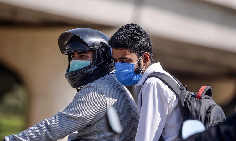 کورونا وائرس: ملک میں 149 نئے کیسز سے متاثرین کی تعداد 645 ہوگئی