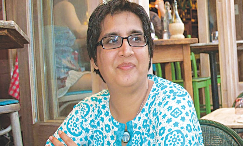 Bina Shah's essay on the late Sabeen Mahmud served to remind one of the pain and bewilderment that many Pakistanis felt in the wake of Mahmud's death | Dawn file photo