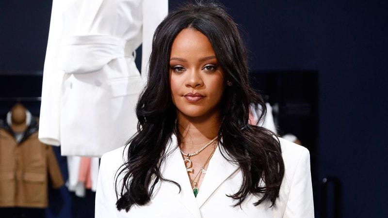 Rihanna donates $5 million to Covid-19 relief efforts