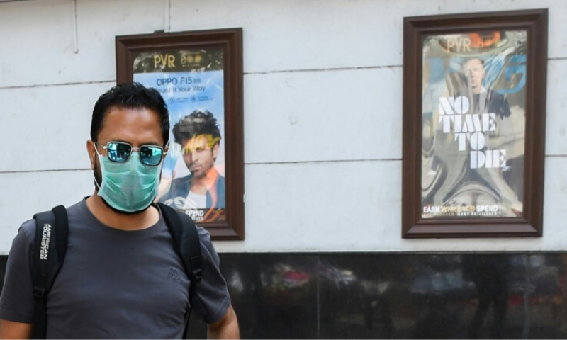 India on March 12 reported its first coronavirus death as authorities ordered schools, theatres and cinemas closed in New Delhi for the rest of the month. —AFP/File