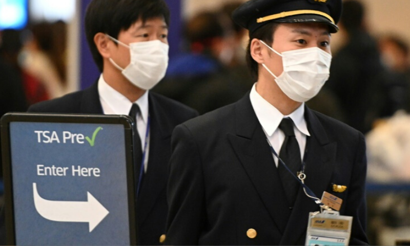 The global travel industry is one of the sectors hit hardest by the efforts to limit the novel coronavirus's spread. —AFP/File