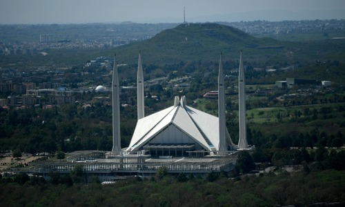 Section 144 imposed on mosque activities in Islamabad