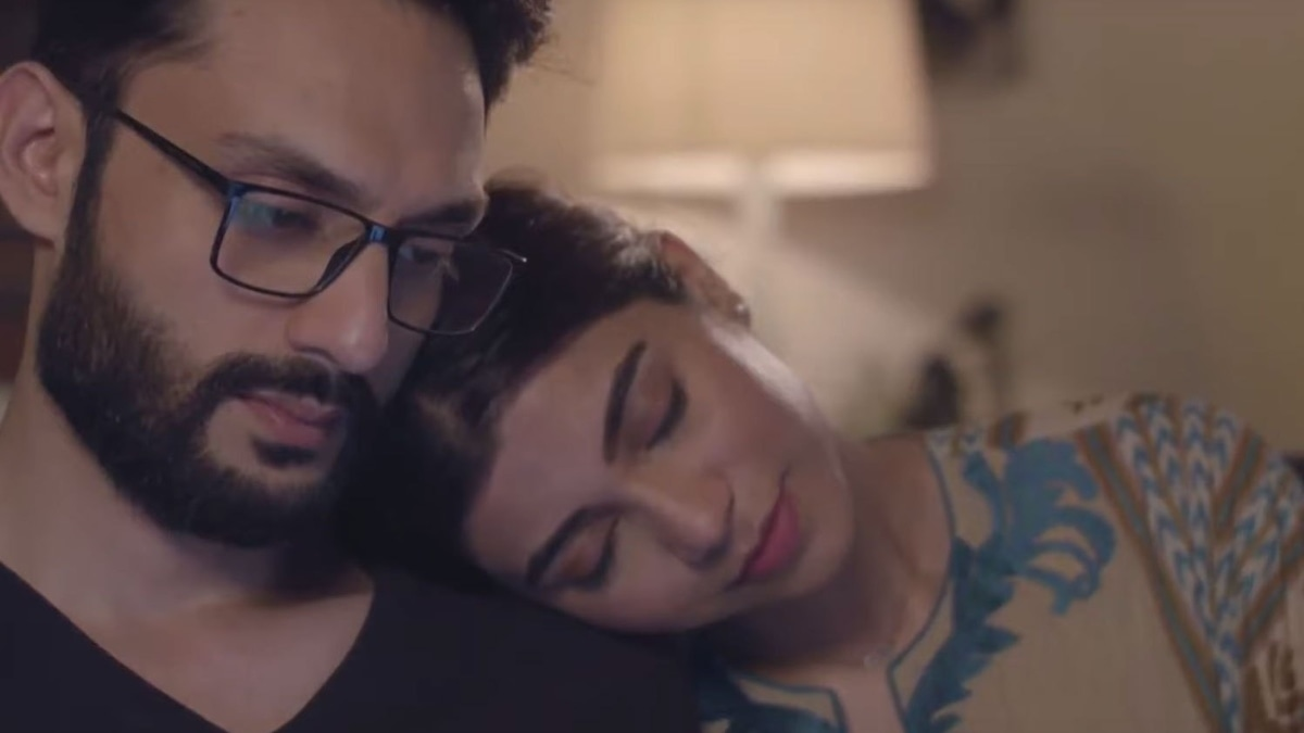 Hamza and Wardah's marriage starts to feel the strain.
