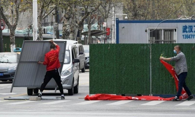 چین میں 'کورونا کے مرکز' ووہان سے لاک ڈاؤن ختم، دنیا کے کئی ممالک میں شروع