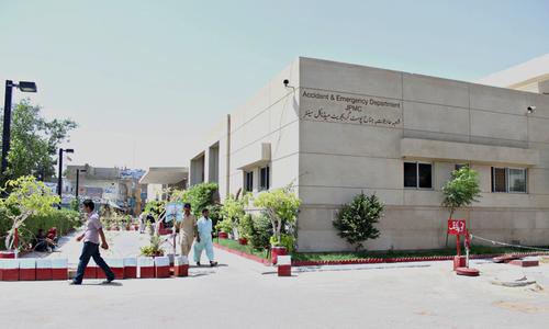 کراچی: جناح ہسپتال کورونا وائرس کی تشخیص کیلئے لیبارٹری، ٹیسٹ کٹس سے محروم