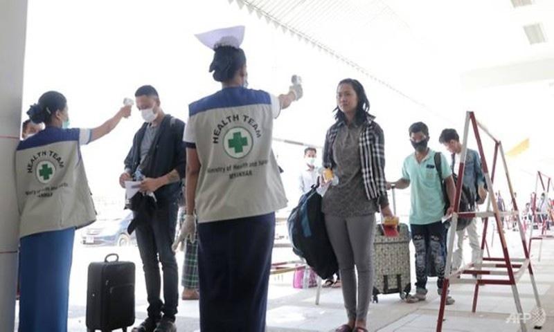 میانمار و تیمور میں کورونا کیس رپورٹ، لاؤس و منگولیا اب بھی محفوظ