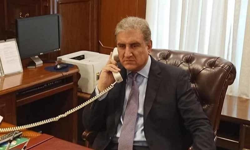 وزیر خارجہ نے پاکستان کی جانب سے کیے گئے اقدامات سے فرانسیسی ہم منصب کو آگاہ کیا—فائل فوٹو: اے پی پی