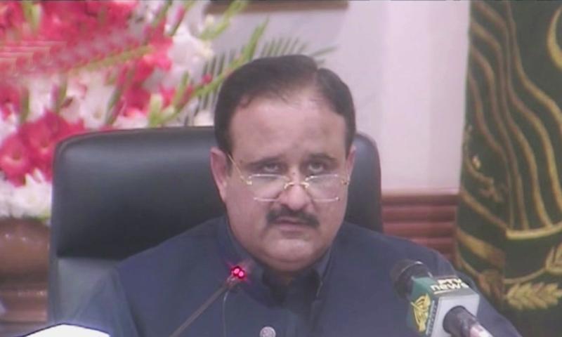 وزیراعلیٰ پنجاب اور کابینہ اراکین کا ایک ماہ کی تنخواہ کورونا فنڈ میں دینے کا اعلان