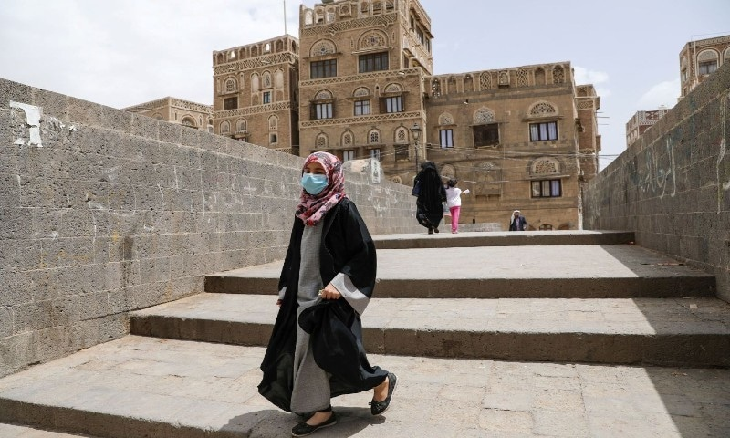 یمن میں 24 مارچ کی شام تک کوئی کیس رپورٹ نہیں ہوا تھا—فوٹو: رائٹرز