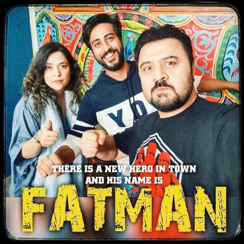 Fatman's shoot has also been postponed.