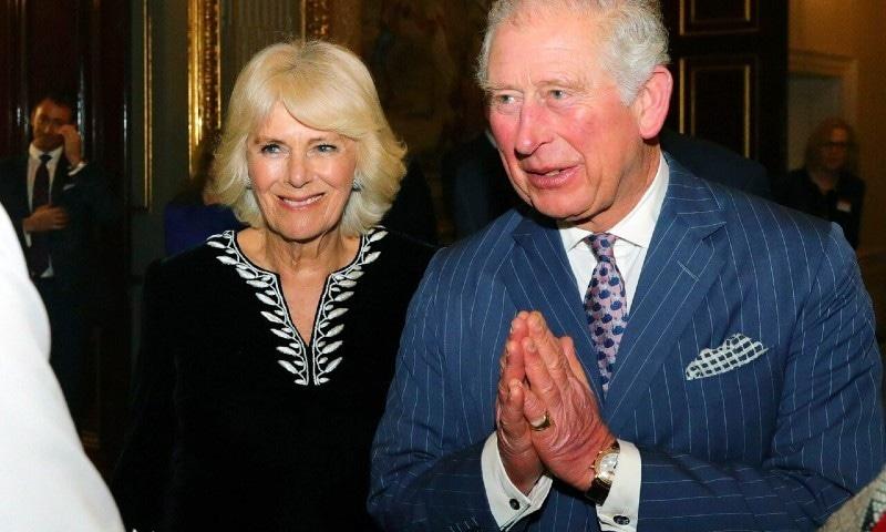 شہزادہ چارلس کی اہلیہ میں کورونا کی تشخیص نہیں ہوئی، رپورٹ—فوٹو: پی اے