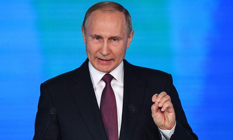 روس میں کورونا وائرس کے سبب 22 اپریل کو ہونے والے انتخابات ملتوی
