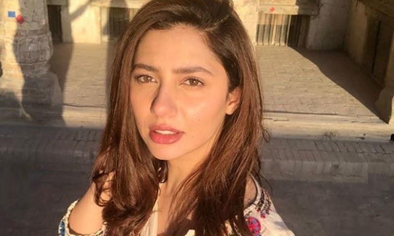 پاکستان کی نامور اداکارہ ماہرہ خان — فوٹو: انسٹاگرام