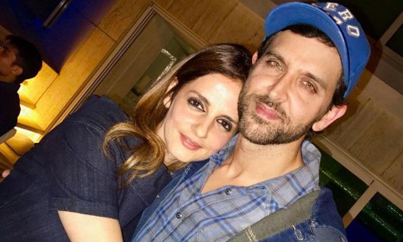 دونوں کی طلاق 2013 میں ہوئی تھی — فوٹو: فائل