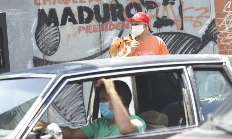 US indicts Venezuelan leader for 'narco-terrorism'