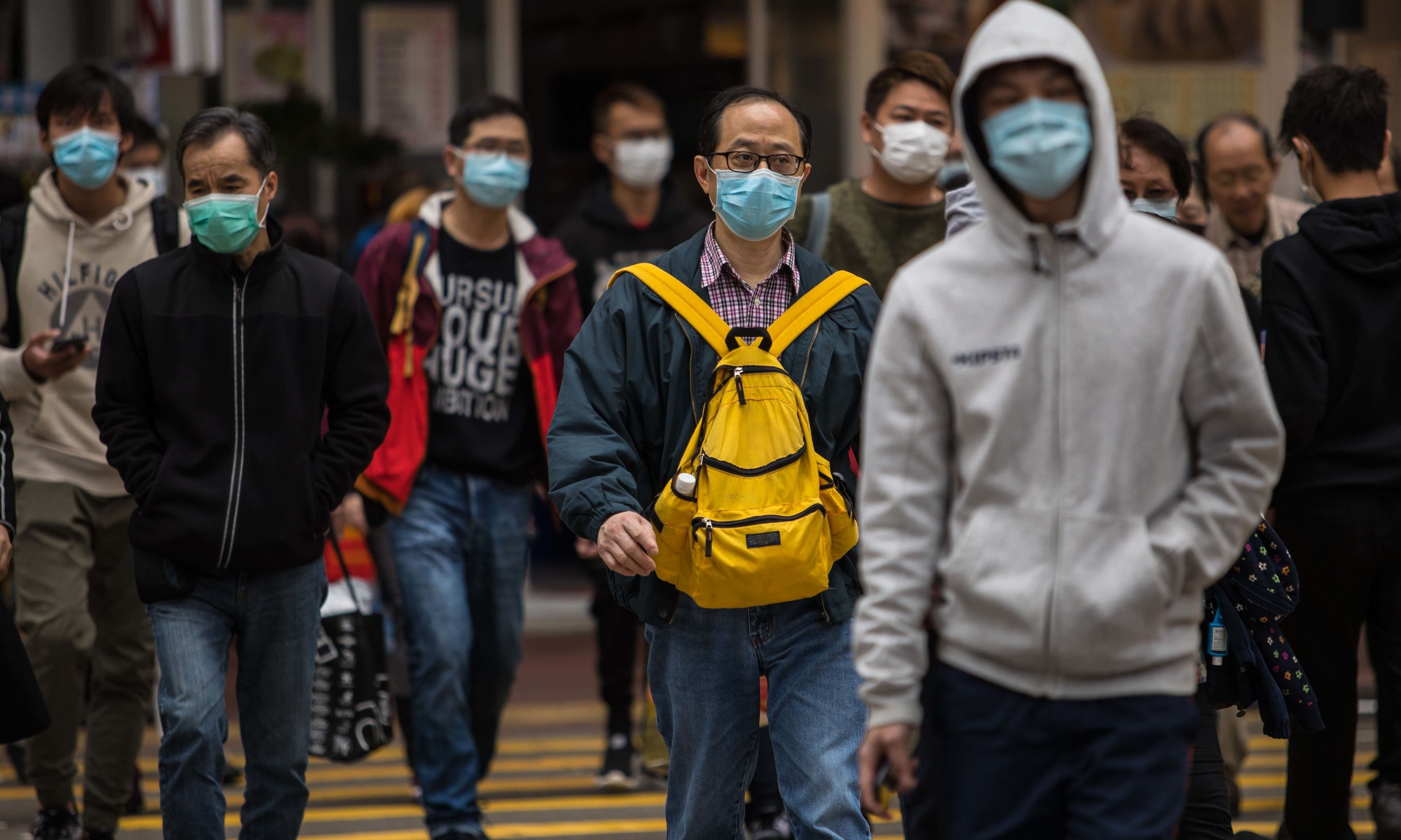 Stunned by the disease's rapid spread, governments around the world are trying to replicate China's draconian lockdown measures while also working out the risk of recurrences once the epidemic peaks have passed in their countries. — AFP/File