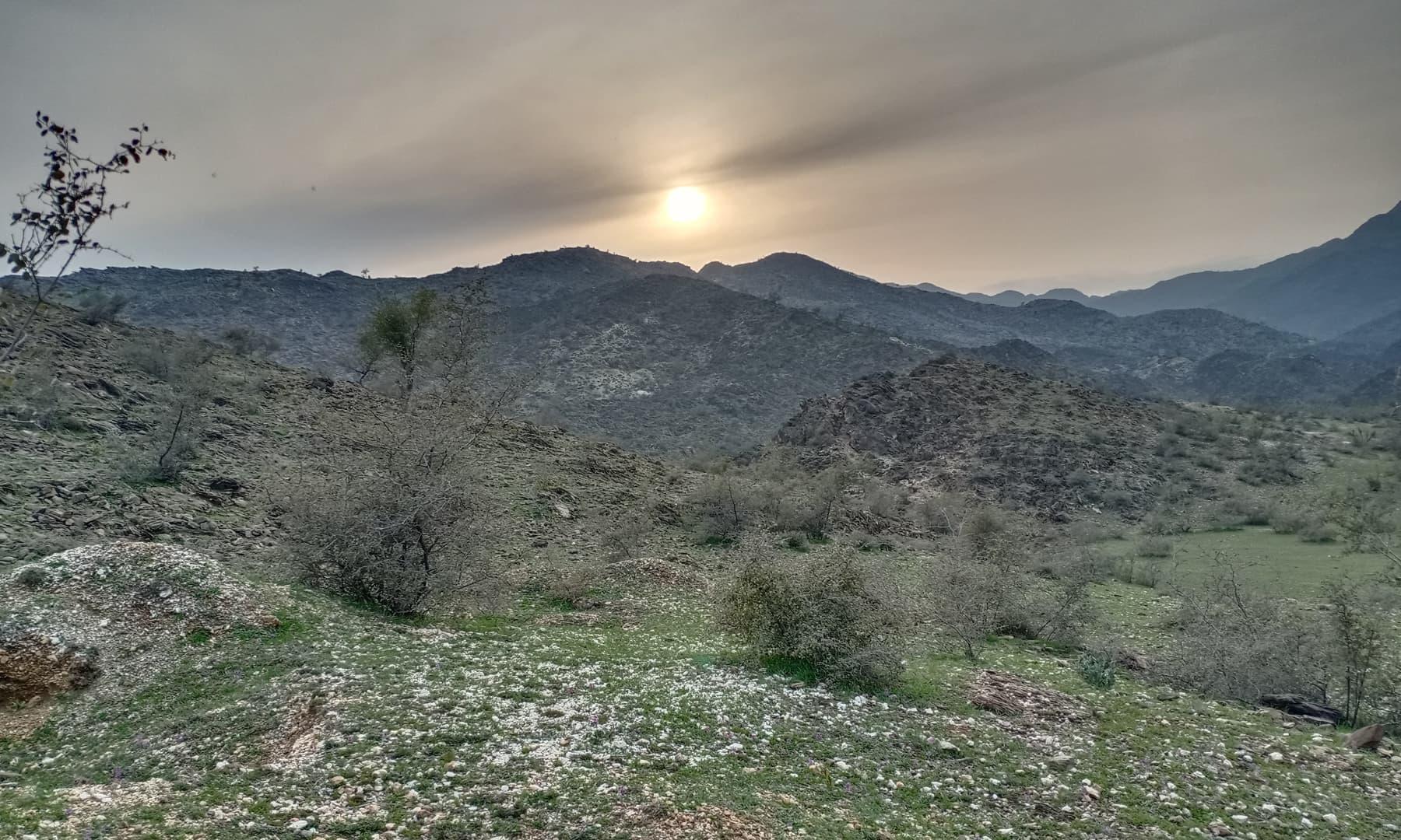 میاں پٹے کا علاقہ مہمند قبائل اور انگریزوں کے درمیان لڑی جانے والی جنگوں کا میدان بنا رہا—عظمت اکبر