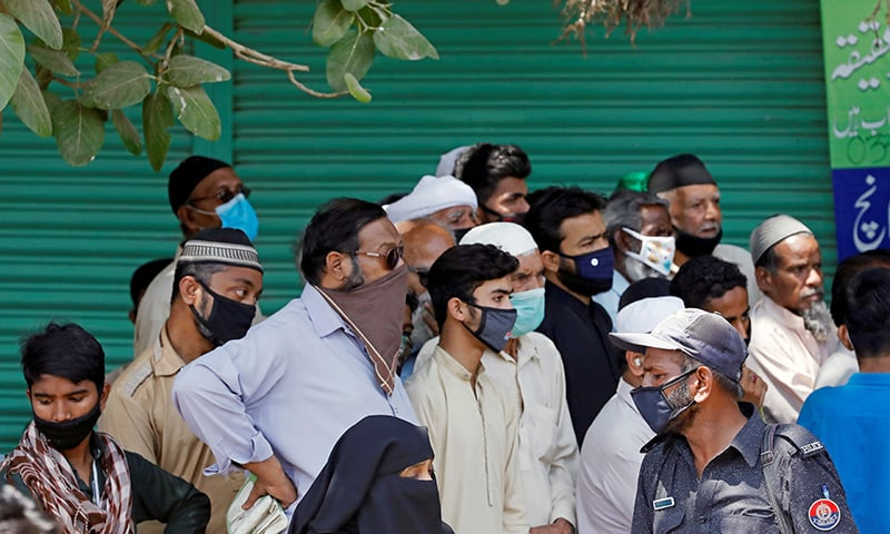 KP reports 4th coronavirus death; 18 new locally transmitted cases emerge in Karachi