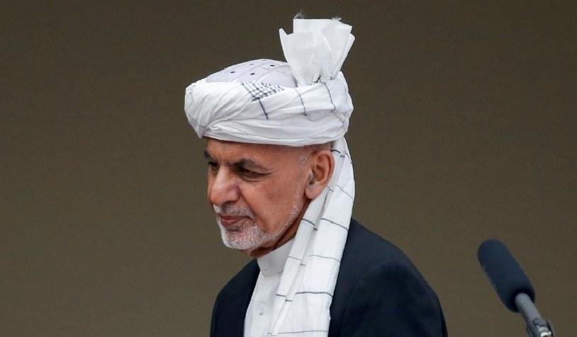 افغان صدر اشرف غنی — فائل فوٹو / رائٹرز