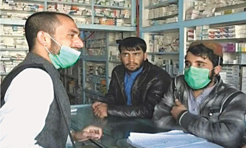QUETTA: Pharmacies have witnessed quadruple-digit growth in sales of items like alcohol swabs and hydroxychloroquine since Feb 26 when the country reported first confirmed case of coronavirus.