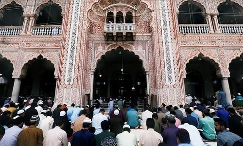 Mosque sealed in Hyderabad after Chinese man tests positive for virus