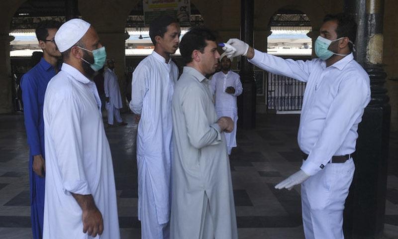 کراچی میں 5، جڑواں شہروں میں 2 ڈاکٹرز میں کورونا وائرس کی تصدیق