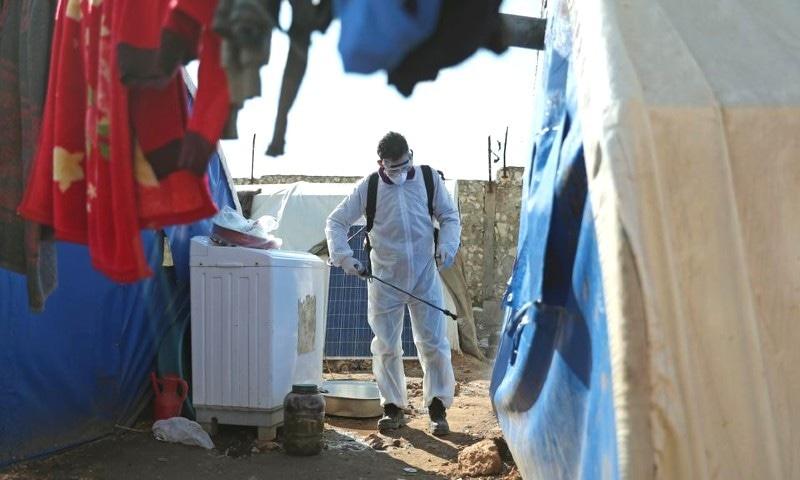 شام، نیوزی لینڈ، بولیویا و یوراگوئے میں کورونا سے پہلی ہلاکتیں
