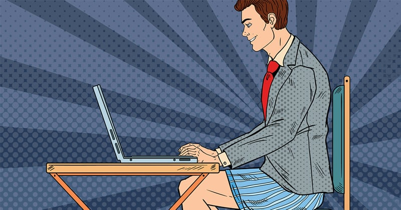 How to WFH - Without Going Mad