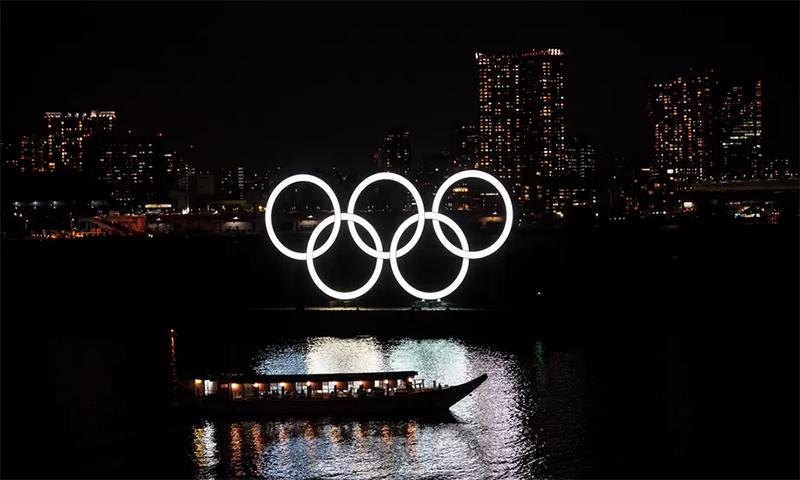 ٹوکیو اولمپکس ایک سال کے التوا کے بعد آئندہ سال 24اگست سے منعقد ہوں گے— فائل فوٹو: اے ایف پی