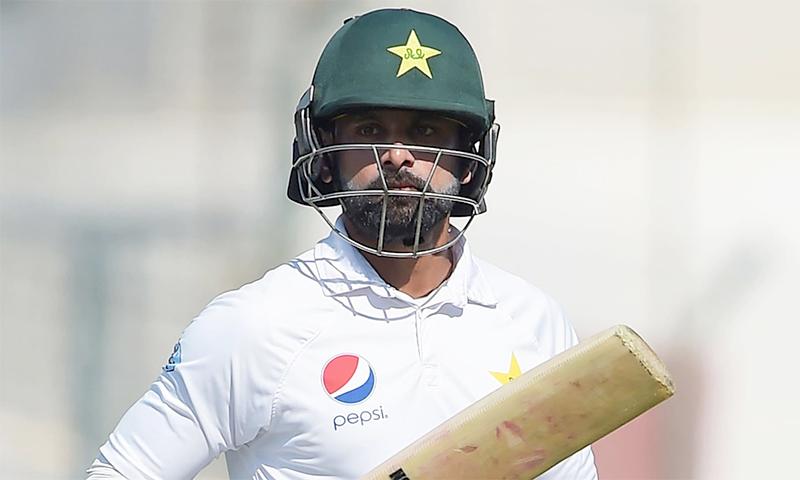 محمد حفیظ نے شرجیل خان کے حوالے سے متنازع بیان جاری کیا تھا— فائل فوٹو: اے ایف پی