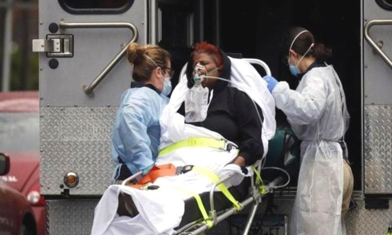 کورونا وائرس: امریکا میں ہلاکتیں 5 ہزار سے زائد، متاثرین سوا 2 لاکھ سے متجاوز