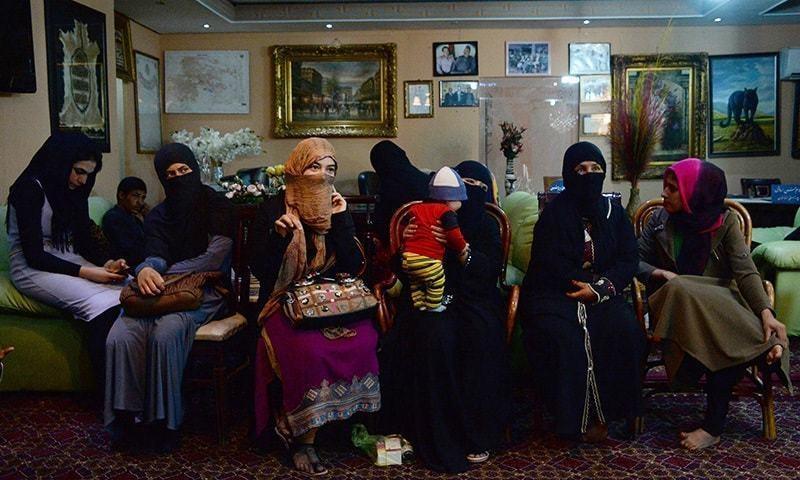 Afghan women must play 'crucial' role in Taliban talks, says legislator
